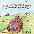 Frieda Maus und Eduard unterwegs auf großer Fahrt - Julia Breitenöder