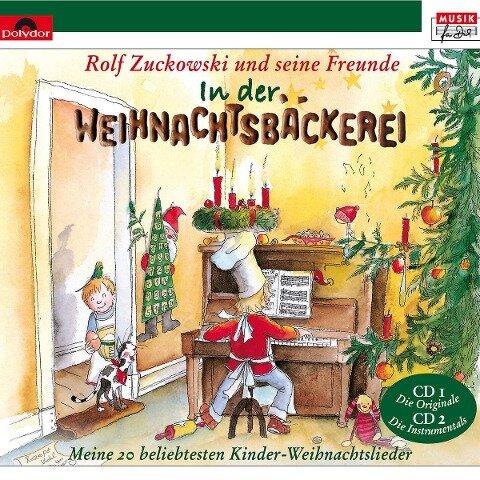 In der Weihnachtsbäckerei - Rolf Zuckowski