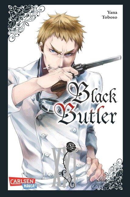 Black Butler 21 - Yana Toboso