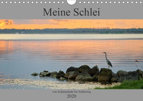 Meine Schlei 2020 (Wandkalender 2020 DIN A4 quer) - Jochen Sörnsen