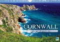 An den Küsten von Cornwall (Wandkalender 2017 DIN A4 quer) - CALVENDO