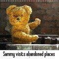 Sammy visits abandoned places (Wall Calendar 2018 300 × 300 mm Square) - k. A. SchnelleWelten