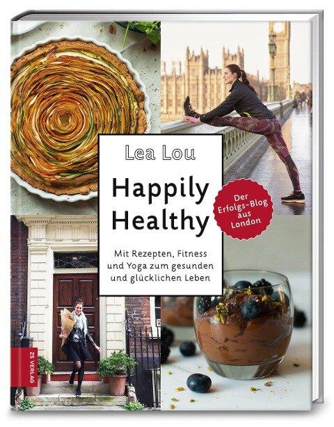 Happily Healthy - Lea Lou