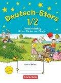 Deutsch-Stars 1./2. Schuljahr. Lesetraining Ritter, Räuber und Piraten - Ursula Kuester, Cornelia Scholtes, Annette Webersberger