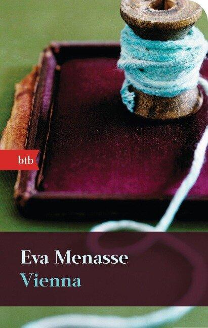 Vienna - Eva Menasse
