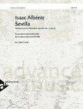 Sevilla - Isaac Albéniz