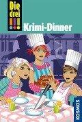 Die drei !!! 51. Krimi-Dinner (drei Ausrufezeichen) - Henriette Wich