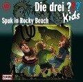 Die drei ??? Kids 10. Spuk in Rocky Beach (drei Fragezeichen) CD -
