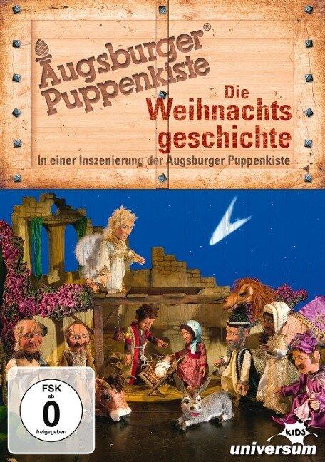 Augsburger Puppenkiste: Die Weihnachtsgeschichte -