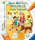 tiptoi® Mein Wörter-Bilderbuch: Unser Zuhause - Susanne Gernhäuser