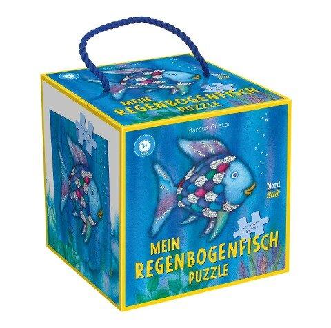 Mein Regenbogenfisch Puzzle 36 Teile - Marcus Pfister
