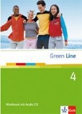 Green Line 4. Workbook mit Audio CD - Marion Horner, Jennifer Baer-Engel, Elizabeth Daymond