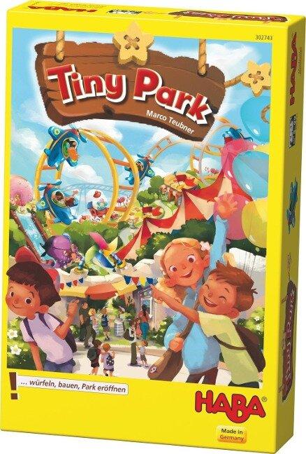 Tiny Park - Marco Teubner