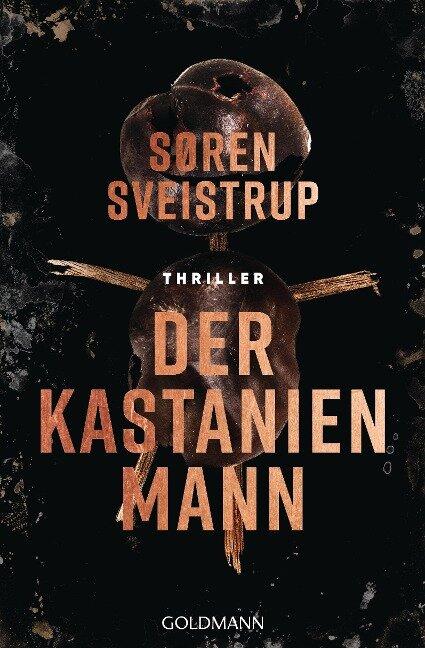 Der Kastanienmann - Søren Sveistrup