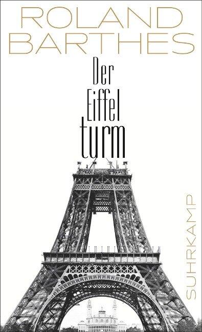 Der Eiffelturm - Roland Barthes