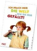 Pippi (Film) Poster Spaghetti - Astrid Lindgren