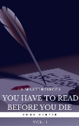 50 Masterpieces you have to read before you die Vol: 1 (Book Center) - Joseph Conrad, Book Center, D. H. Lawrence, George Eliot, Leo Tolstoy
