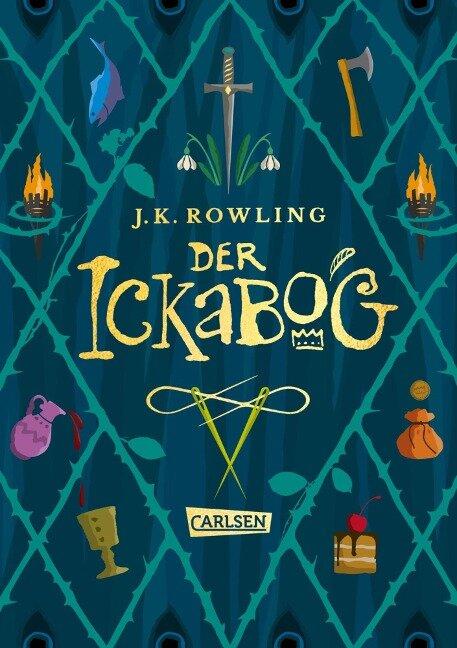 Der Ickabog - J. K. Rowling