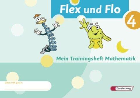 Flex und Flo 4. Trainingheft -