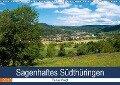 Sagenhaftes Südthüringen (Wandkalender 2018 DIN A3 quer) - Tanja Voigt