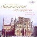 Giovanni Battista Sammartini Late Symphonies - Academia d'Arcadia