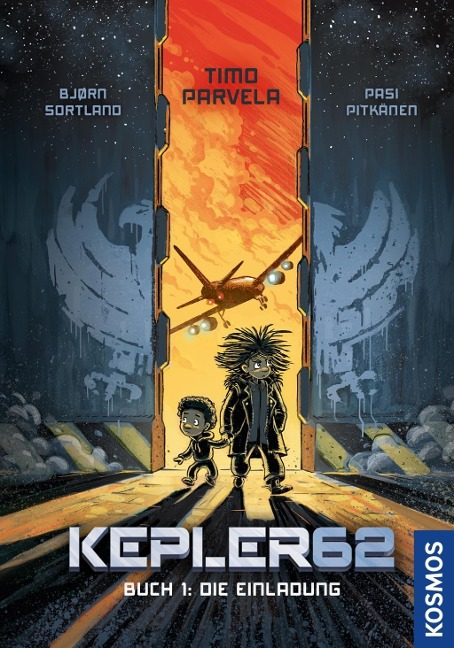 Kepler62 - Buch 1: Die Einladung - Timo Parvela, Bjørn Sortland