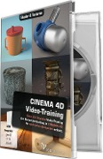 CINEMA 4D-Video-Training - Shader & Texturen - Wolfgang Albert, Thure Kjer