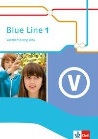 Blue Line 1. Vokabeltraining aktiv. Ausgabe 2014 -