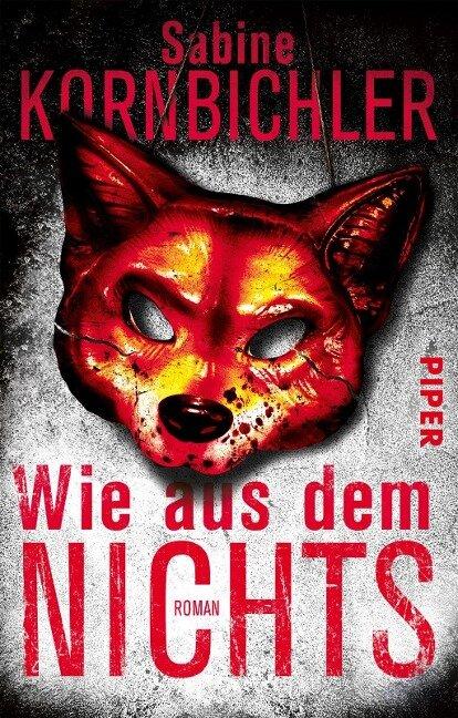 Wie aus dem Nichts - Sabine Kornbichler
