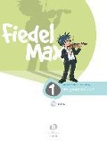 """Fiedel Max - """"Der große Auftritt"""" 1 - Vorspielstücke - Andrea Holzer-Rhomberg"""