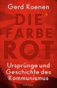 Die Farbe Rot - Gerd Koenen