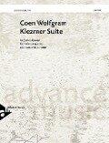 Klezmer Suite - Coen Wolfgram