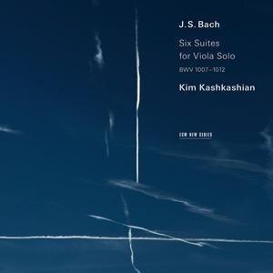 Six Suites for Viola Solo (BWV 1007 - 1012) - Kim Kashkashian, Johann Sebastian Bach