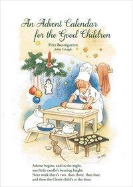 "Advents-Abreißkalender ""For the Good Children"" - John Gough"