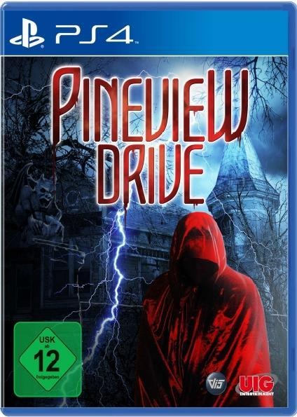 Pineview Drive. PlayStation PS4 -