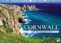 An den Küsten von Cornwall (Wandkalender 2017 DIN A3 quer) - CALVENDO