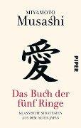 Das Buch der fünf Ringe - Miyamoto Musashi