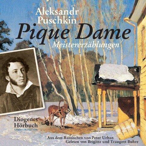 Pique Dame - Alexander Puschkin