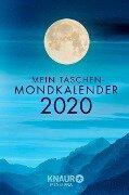Mein Taschen-Mondkalender 2020 - Katharina Wolfram