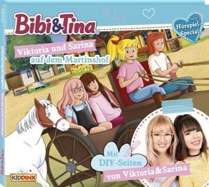 Bibi und Tina - Viktoria und Sarina auf dem Martinshof -
