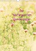 Der Naturgarten Familienplaner mit Schweizer KalendariumCH-Version (Wandkalender 2019 DIN A4 hoch) - Tanja Riedel