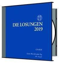 Die Losungen 2019 für Deutschland, Losungs-CD-ROM -