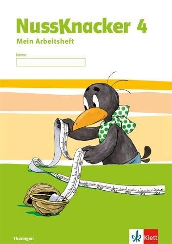 Der Nussknacker. Arbeitsheft. 4. Schuljahr. Ausgabe für Thüringen -