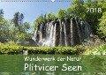 Wunderwerk der Natur: Plitvicer Seen (Wandkalender 2018 DIN A2 quer) - Andre Hauschild