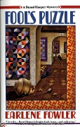 Fool's Puzzle - Earlene Fowler