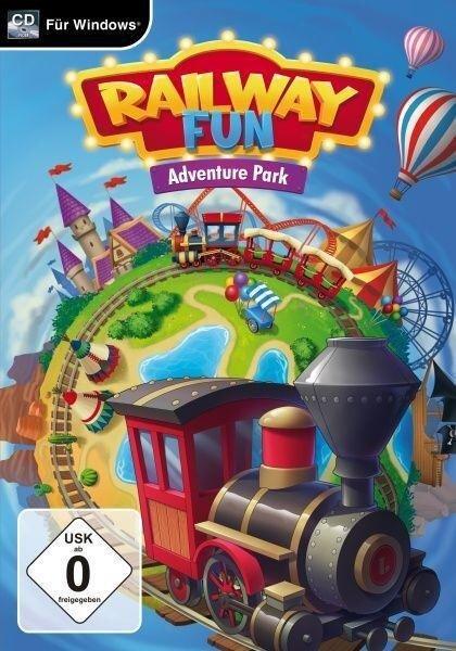 Railway Fun Adventure Park (PC). Für Windows 8/10 -