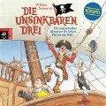 Die Unsinkbaren Drei - Die unglaublichen Abenteuer der besten Piraten der Welt - Wilhelm Nünnerich