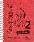 Das Ding Band 2 mit Noten - Kultliederbuch - Bernhard Bitzel, Andreas Lutz