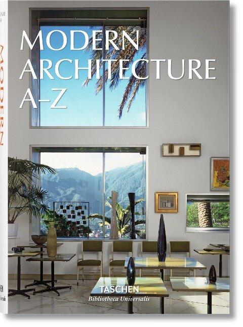 Moderne Architektur A-Z -