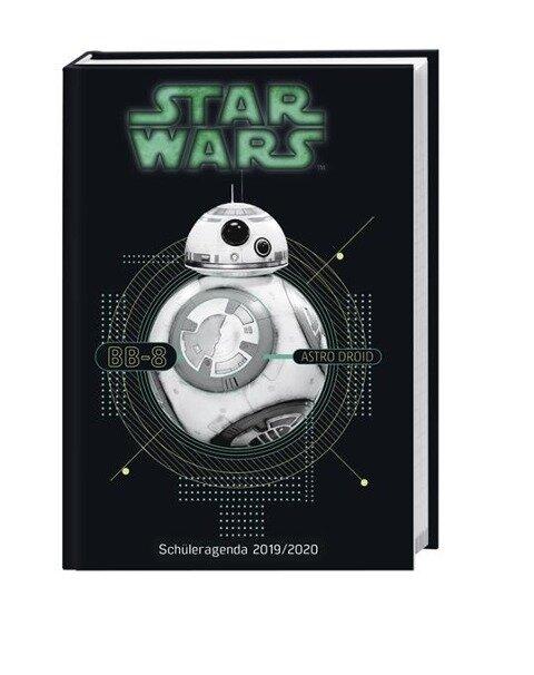 Star Wars 17-Monats-Kalenderbuch A6 - Kalender 2020 -